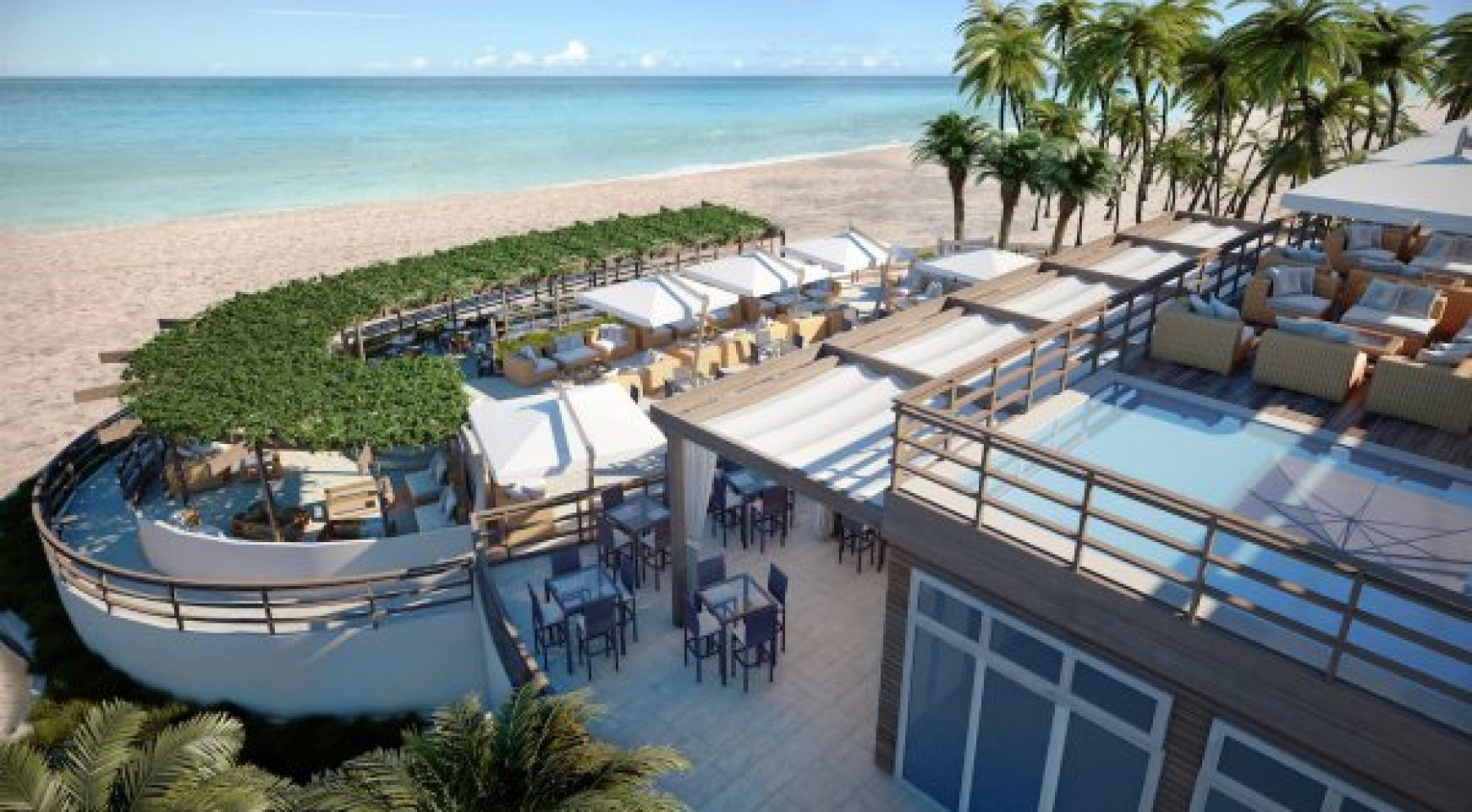 Beach One Hallendale Florida