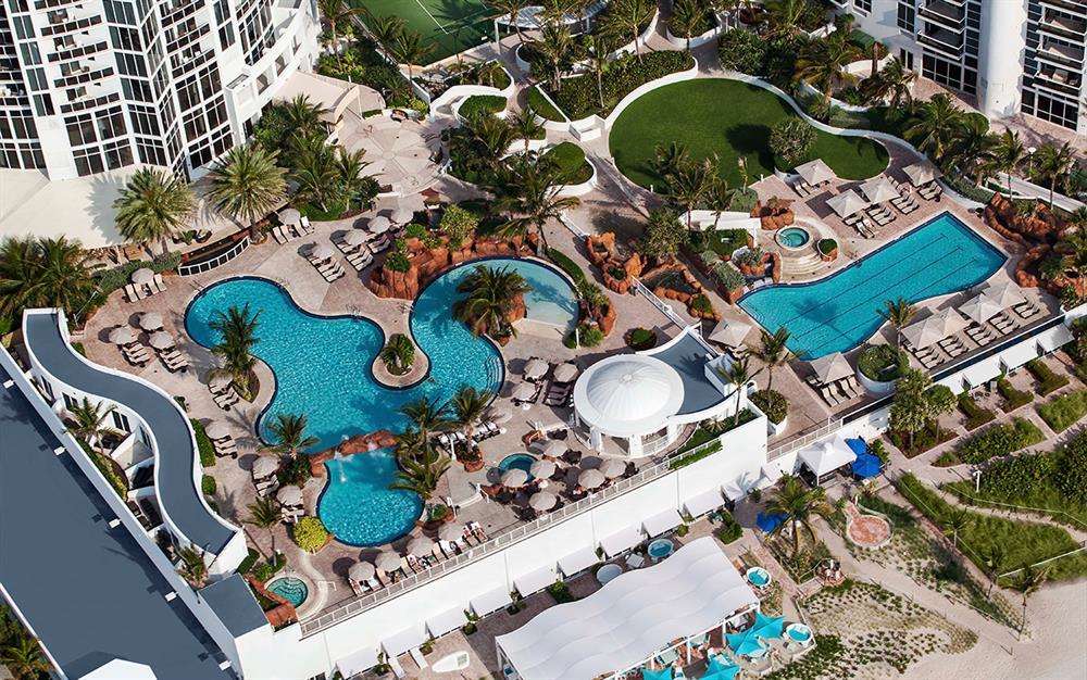 Trump International Hotel Miami Beach The Best Beaches In World