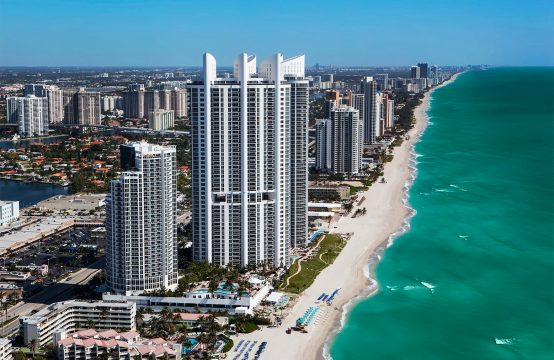 Trump International Hotel | Suite frente al mar en venta