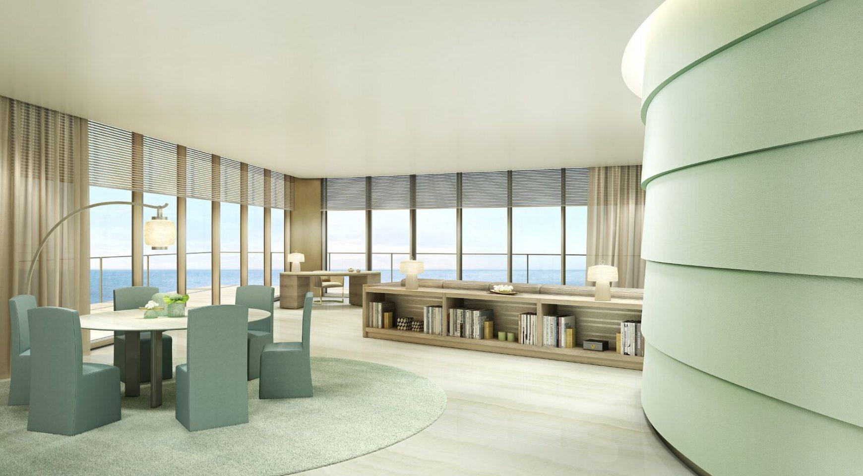 Armani Casa Penthouse Brickell, Miami, FL
