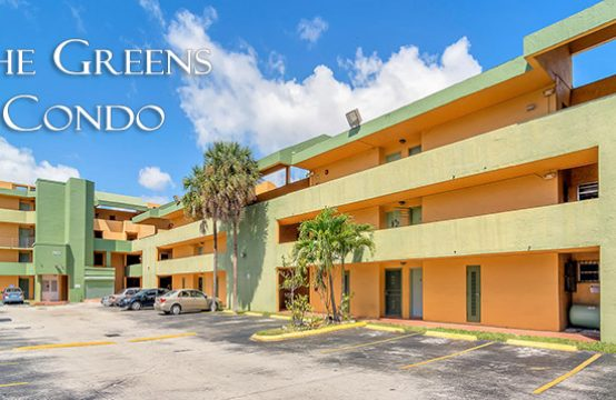 The Greens Condo Miami
