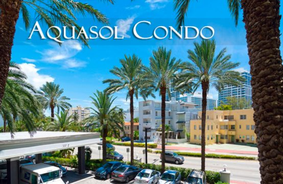 Aquasol Condo Miami