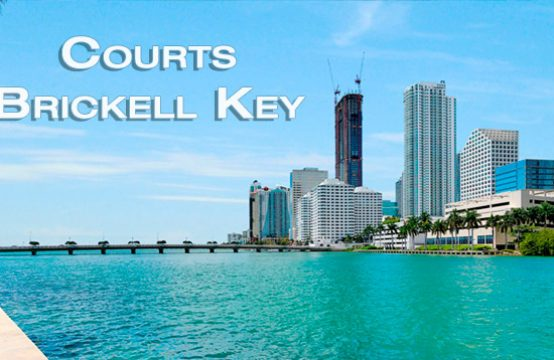 Courts Brickell Key Condo Miami