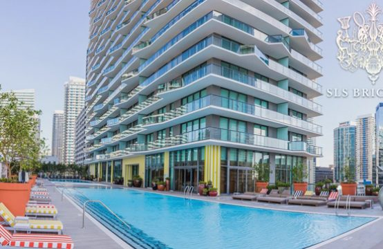 SLS Brickell condo for sale