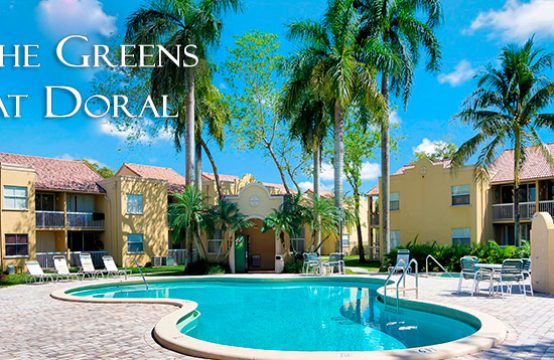 Condominio The Greens at Doral en Miami