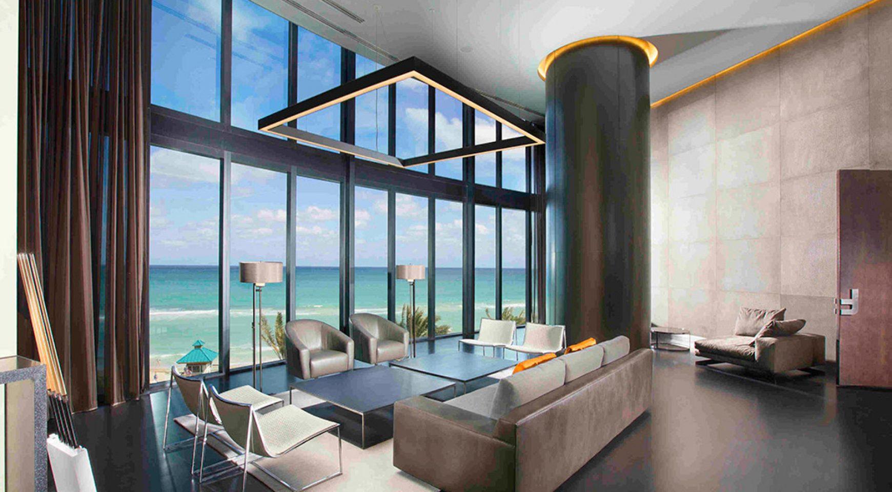 Porsche Design Tower Miami Condo Unit 1403 Golod Group