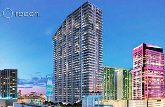 Condo for sale – Reach Brickell City Centre