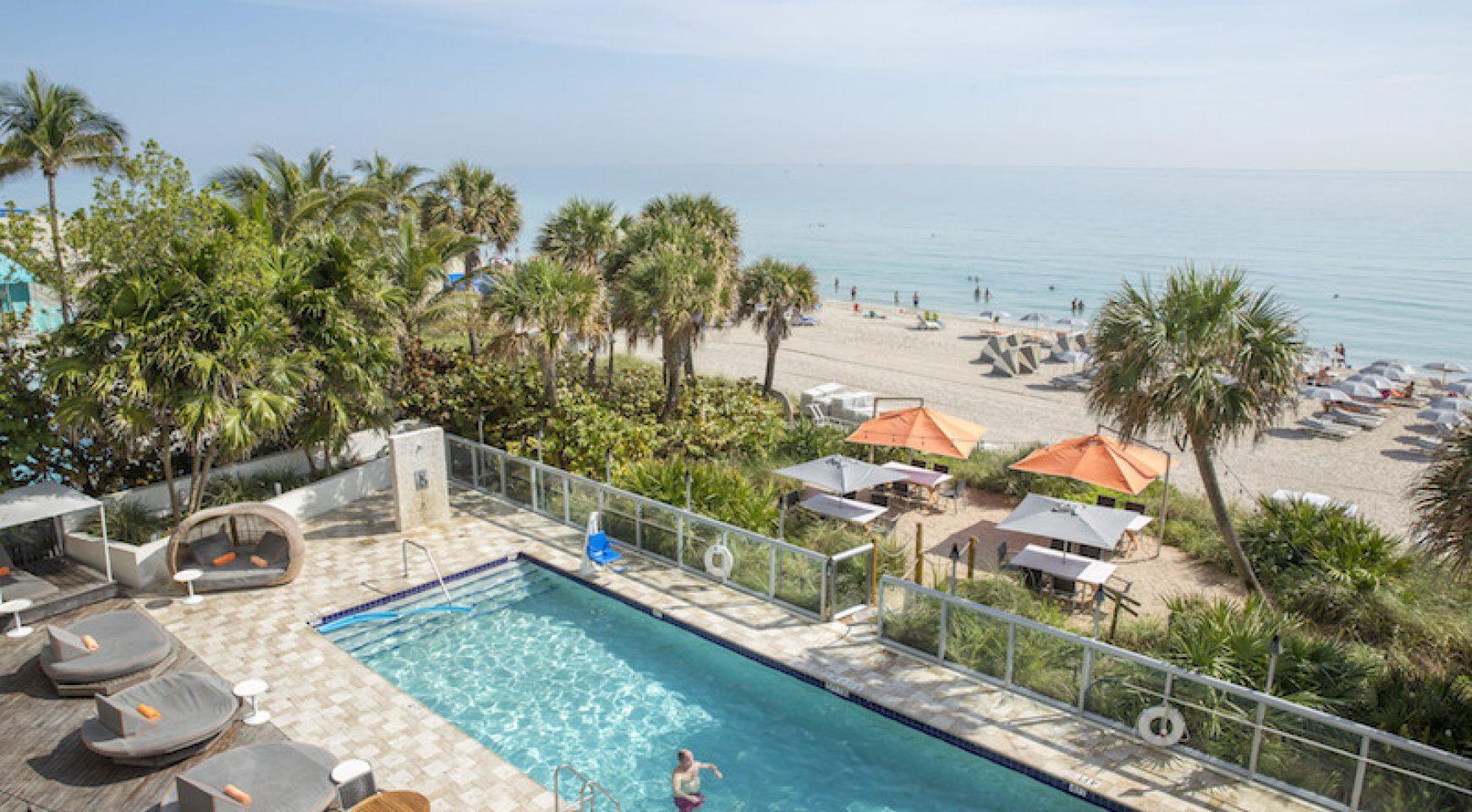 Ocean View Hotel Miami Florida