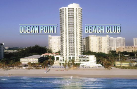 Ocean Point Beach Club | Unit 2603 For Sale
