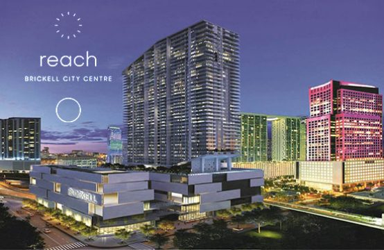 Reach Brickell City Centre Apartment