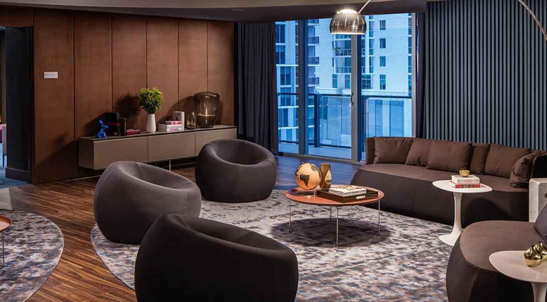 Apartamento en Reach | Brickell City Centre | Golod Group