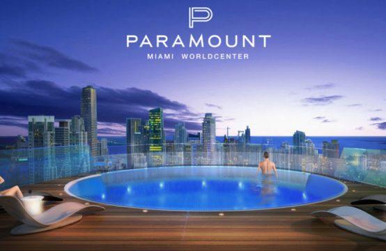 Apartamento en venta en Paramount Miami Worldcenter