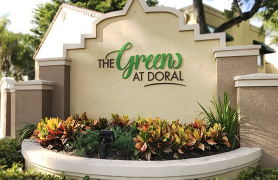 The Greens at Doral for sale