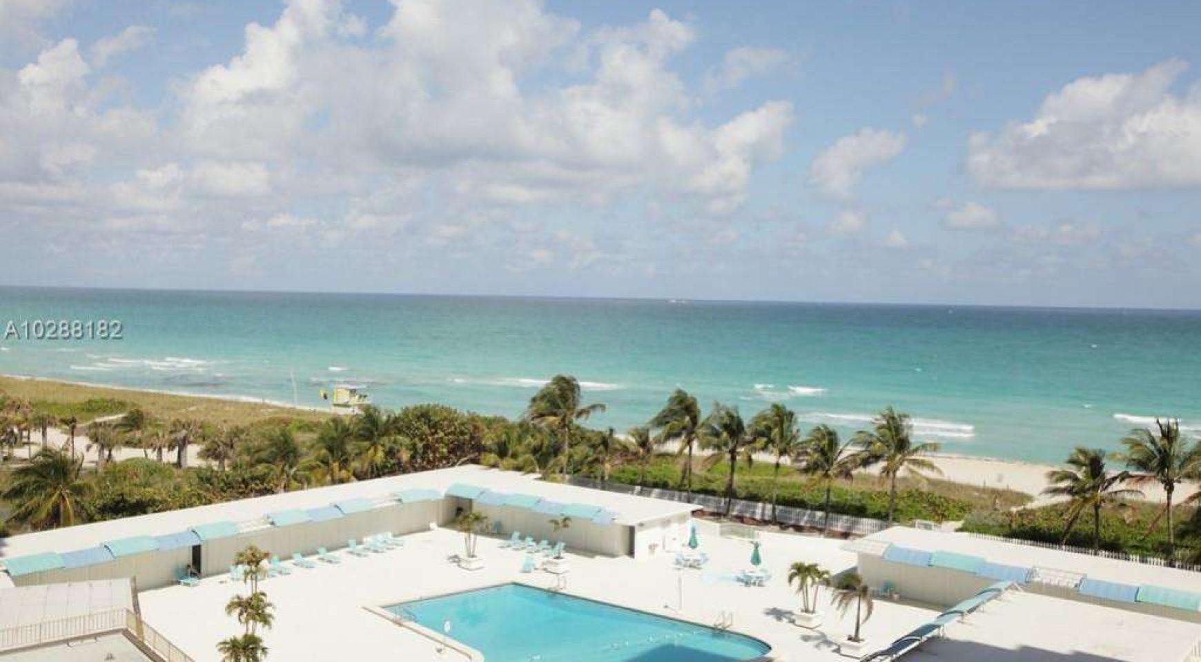 The Alexander Condo At Miami Beach Fl