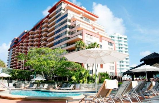 Departamento The Alexander en Miami Beach