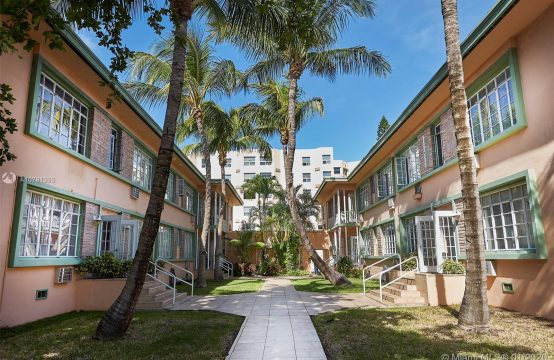 21 Unit Multifamily in Miami Beach
