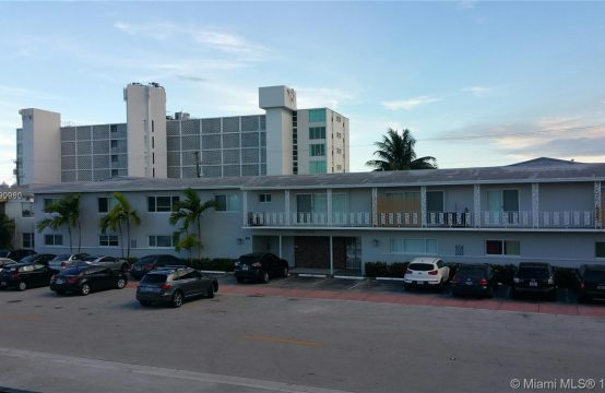 24 Unit Multifamily in Miami Beach