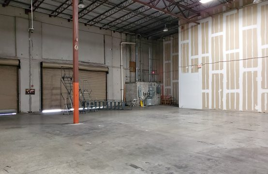 Industrial Space For Lease in Doral