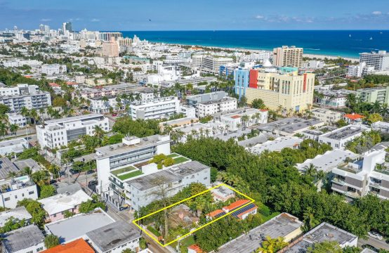 5 Unit Multifamily in South Beach