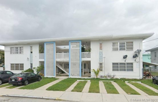 4 Unit Multifamily in Miami