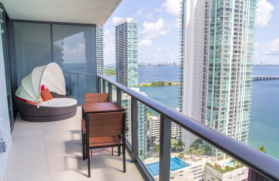 Icon Bay Miami For Rent