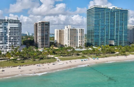 Bal Harbour Condo For Sale