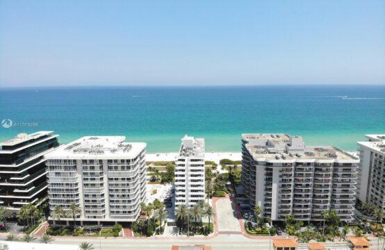 Surfisde Miami Beach Condo for sale
