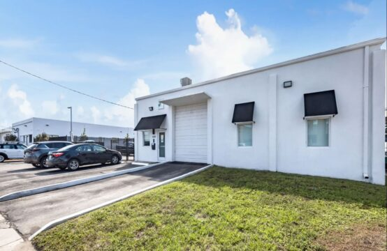 Industrial Warehouse Opportunity Zone